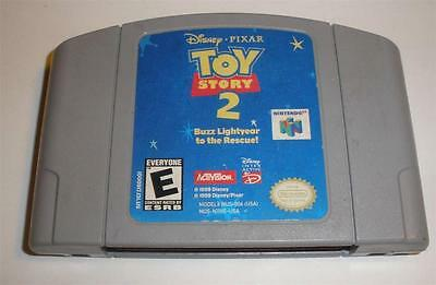 N64 Toy Story 2 video game Tested nice condition