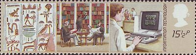 Mint Condition Collectable Decimal Queen Elizabeth 2nd Stamps Unfranked Unused