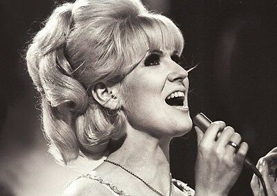 Dusty Springfield Awesome BW Poster Mike