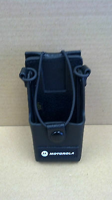 RLN5383 Motorola Leather Case for Non-Display CP200/XLS/PR400/CP150
