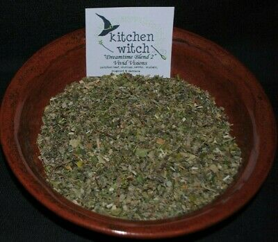 """IT'S BACK! 30g """"DREAMTIME CHILL OUT BLEND"""" QUIT WEED 100% ORGANIC HERB HIGH TEA"""