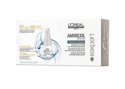 Loreal AMINEXIL ADVANCED ROLL-ON, 42 x 6 ml