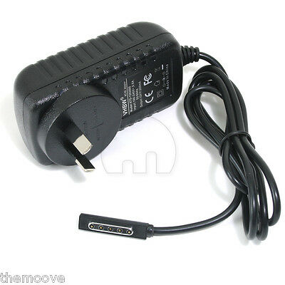 Power AC Adapter Supply Charger for Microsoft Surface Pro 2/RT/Pro AU