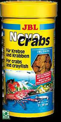 JBL NovoCrabs - Main food for Crabs and Lobsters - 250ml/123g