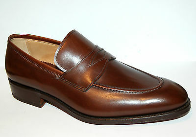 Man Penny Loafer - Calf Brown - Calf Lining - Leather Sole - Blake Construction