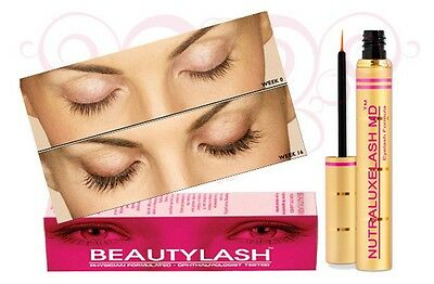 18452e58e24 NUTRA LUXE LASH MD Eyelash Eyebrow Conditioner 4.5ml Fresh NIB #ycsq ...