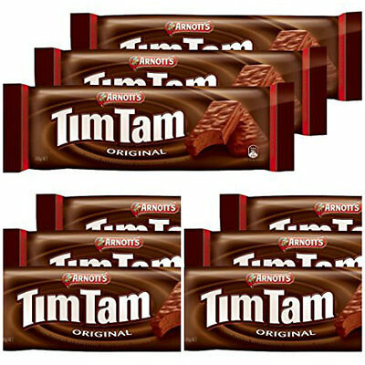 Arnott's Original Tim Tam chocolate X 10 * SUPER FAST DISPATCH*