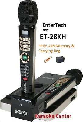 2600 TAGALOG ENGLISH SONGS 2016 EnterTech OnStage HDMI ET28KH 2 Wireless mic