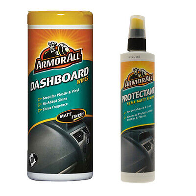 armorall protectant spray matt multi purpose dashboard surface cleaner restorer eur 3 92. Black Bedroom Furniture Sets. Home Design Ideas