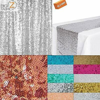 Mini Disc Sequin Nylon Mesh Fabric By The Yard Dress Backdrop Free Shipping