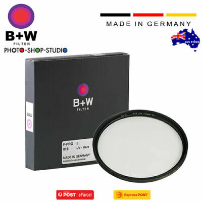 B+W 77mm Clear UV Haze Camera Lens Filter (010) #70156 Made in Germany
