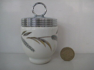 VERY RARE EARLY ROYAL WORCESTER SINGLE SIZE EGG CODDLER HARVEST RING.......small