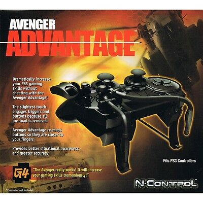 Brand New N-Control PlayStation 3 The Avenger Accessories For Games Japan F/S