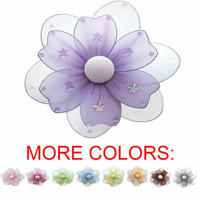 Flower Decorations Decorate Kids Girls Room Baby Nursery Party Ceiling Decor