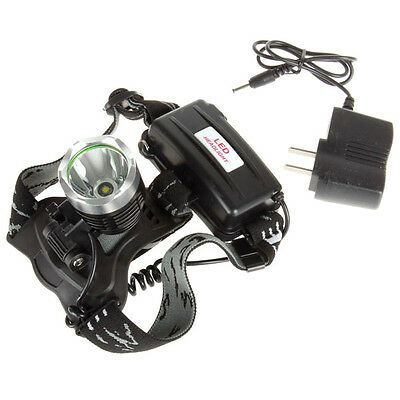 1600Lm CREE XM-L XML T6 LED Super Bright Bike Bicycle LED Headlamp  + Charger