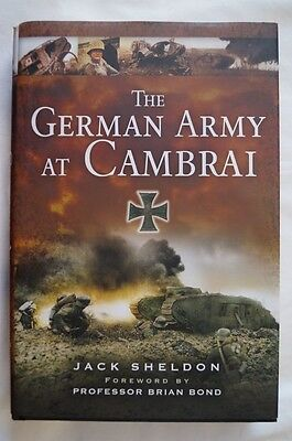 WW1 The German Army at Cambrai Reference Book