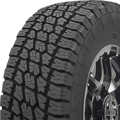 New P235/75R17 Nitto Terra Grappler Tire 108 S Set of 4