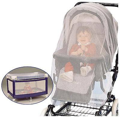 Jolly Jumper Playpen, Pack n Play, Bassinet, Stroller Insect Bug Net Cover 96763