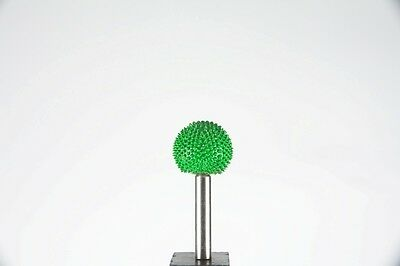"Saburr Tooth 14S1 Green 1/4"" Shank Sphere 1"" (Coarse Grit)"