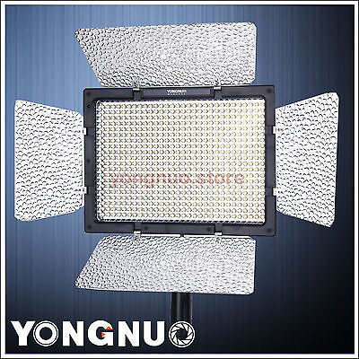 Yongnuo YN-600L 600pcs LED Illumination Dimming Video Light for SLR Camera 5500K