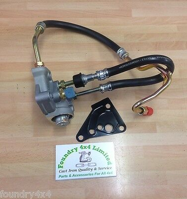 Land Rover Defender Td5 Fuel Pressure Regulator From 2A622424  OEM  (LR016318G)