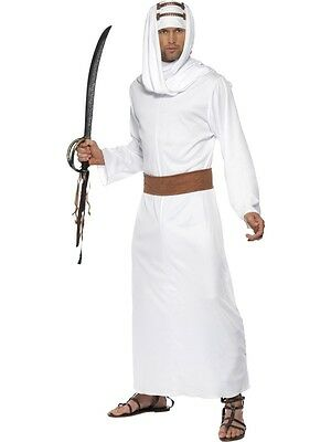 Adult Mens Lawrence Of Arabia Costume Smiffys Around The World Fancy Dress