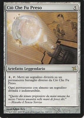 Magic Ciò Che Fu Preso - That Which Was Taken Bok Mtg