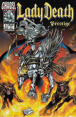 Lady Death  Prestige #5  Chaos Comic 07/99