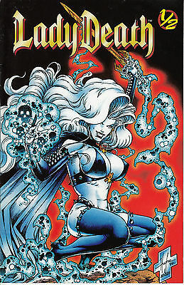 Lady Death Halbnummer 1/2  Chaos Comics