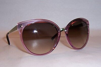 1825831a7cb77 New Christian Dior Frozen 1 s Bce-Jd Lilac brown Sunglasses Authentic
