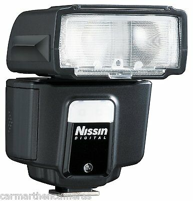 Nissin New i40 flashgun for Olympus / Panasonic system very compact
