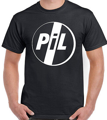 PIL Public Image Limited Ltd. - Mens Band T-Shirt