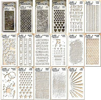 Tim Holtz Layered Stencil / Mask / Template
