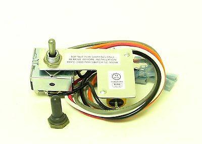 KB Electronics Forward-Brake-Reverse Switch 9339 for KBPC-240D upc 02482200052