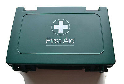 Wall Mountable Small First Aid Kit Case Box EMPTY