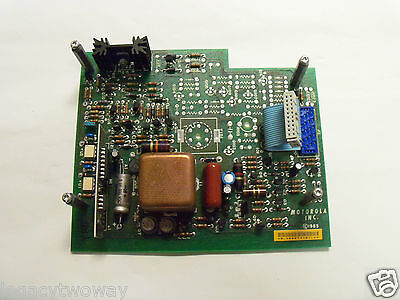 Motorola Centracom BIM DC Option Board Model # BLN6667A