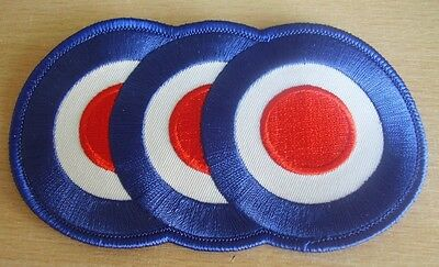 Mod Target Scooter Patch - Mod 3 Targets Patch