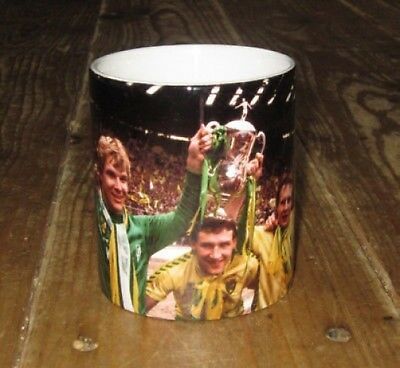 Norwich City League Cup Winners 1985 MUG