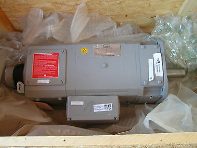 Baumuller Man Roland #GNA 112-SNA-02BE, 15.4 KW (20 HP) DC Motor NEW!!!