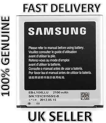 NEW GENUINE SAMSUNG BATTERY 2100 mAh FOR SAMSUNG GALAXY S3 GT-i9300 i9301