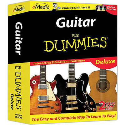 Learning Guitar For Dummies DVD Review - YouTube