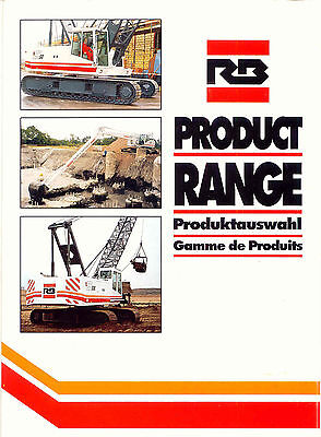 RB Product Range 3 pictures on cover