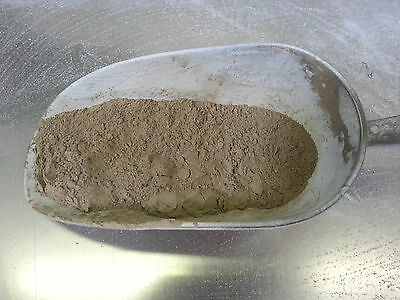 Fly Ash (Class F) - 5 lbs - Admixture for Concrete. Countertops & Green Building