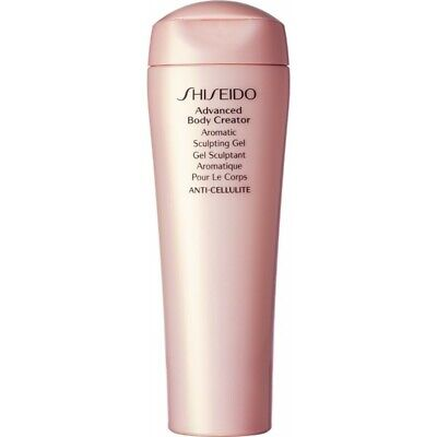 SHISEIDO body advanced creator  scuplting gel corpo anti-cellulite 200 ml