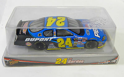 1:24 DIE CAST WINNER'S CIRCLE 2005 PEPSI / DUPONT BLUE # 24 DUPONT JEFF GORDON