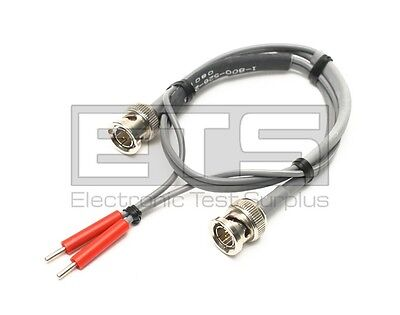 Westek TC-500T 15in. BNC To BNC Patch & Loop Coxial DS3 Cable With Tracer Pins