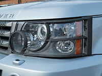 Range Rover Sport Front Light Guards Up to 2009  VUB501930