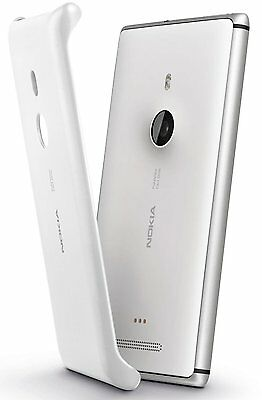 Genuine Nokia Cc-3065 Wireless Charging Shell Cover Case For Lumia 925 | White