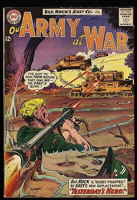 Our Army at War #133 VG/FN 5.0  Ramey Collection