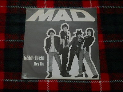 MAD Gäld + Liebi & Hey Du '7'